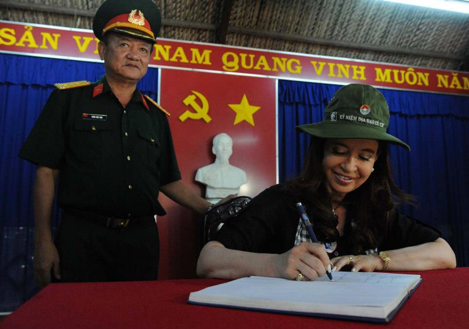 CFK Vietnam 2013
