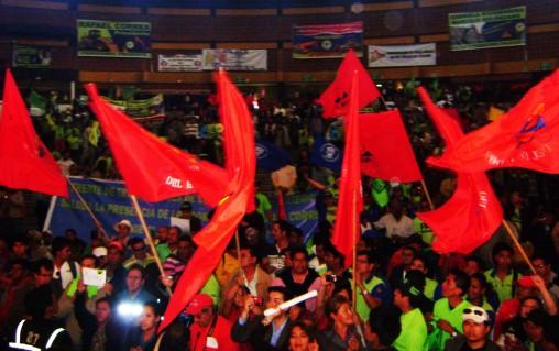 18ENE2013CONCENTRACIÓN DE LA IZQUIERDA POR LA RADICALIZACIÓN DE LAREVOLUCIÓN CIUDADANA