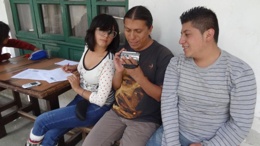 Comunicación para el Poder Popular - bullazurda.org