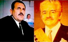 Assad Bucaram y León Febres Cordero, patriarcas de la componenda