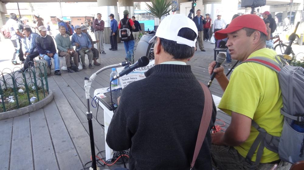 RADIO PARLANTE CHILLOGALLO 1