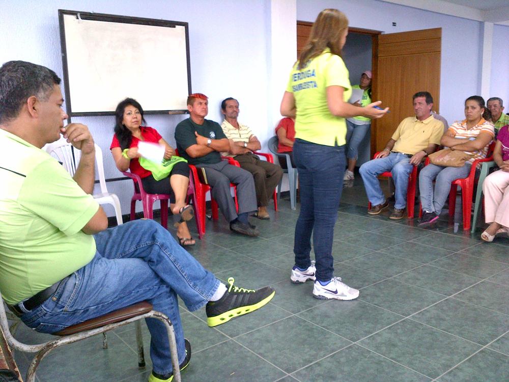 reunion organizaciones sociales