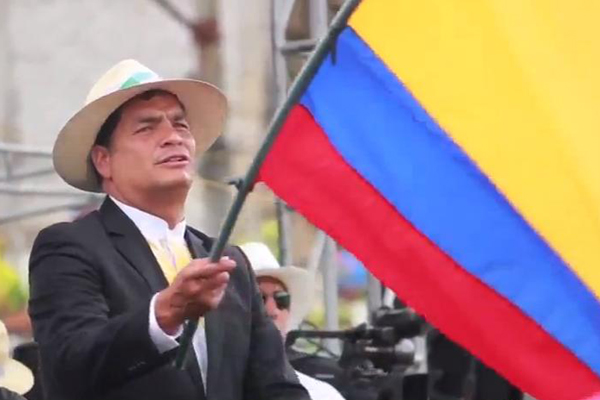 Aniversario 6 Revolucion Ciudadana
