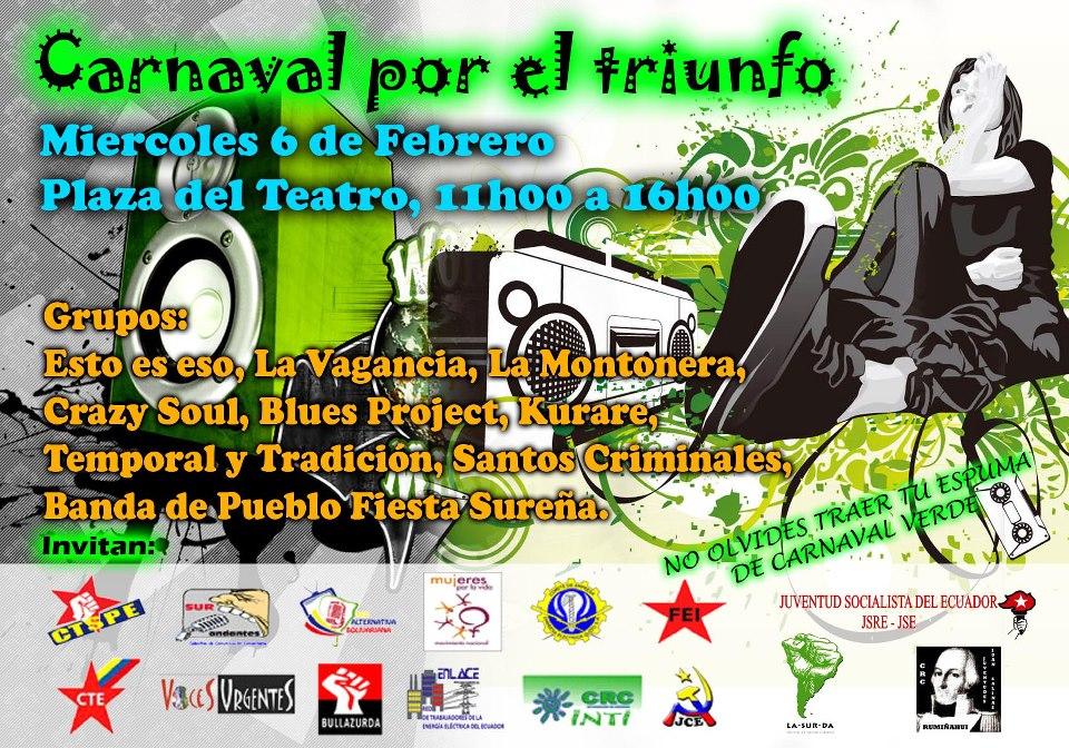 Carnaval Feb 6 2013