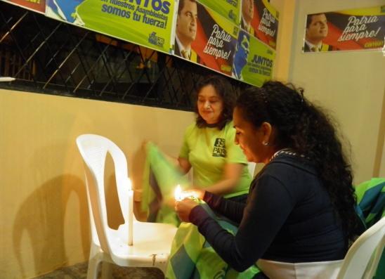reporte comunitario desde Zamora 1