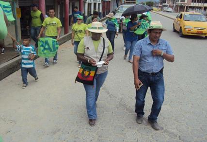 Reporte comunitario - Zamora Ene 2013 - 1