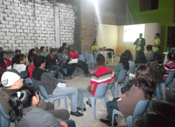 Reporte comunitario - Zamora Ene 2013 - 4