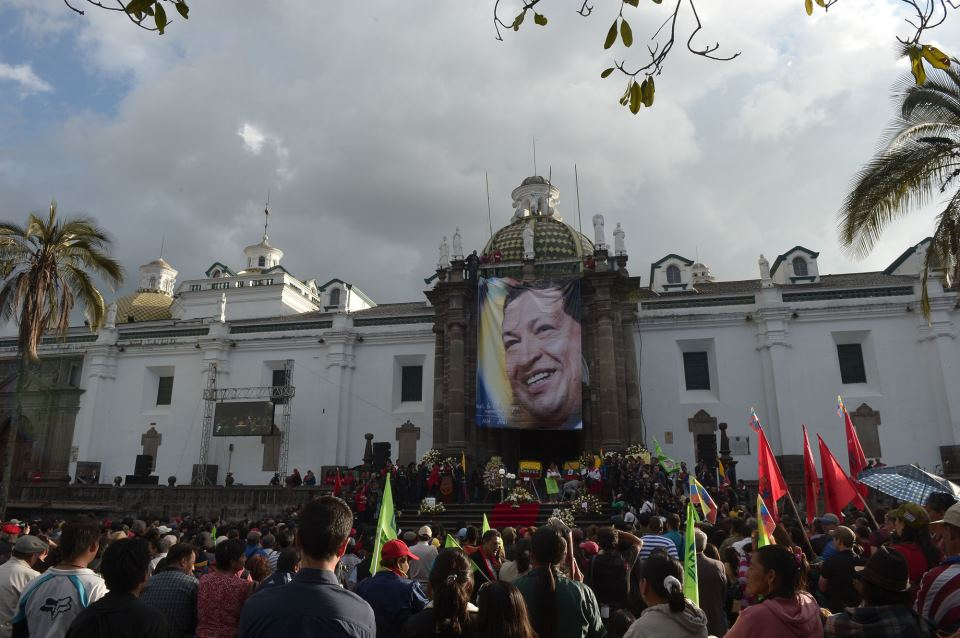 Despedida Chavez UIO 6MAR2013 - 02