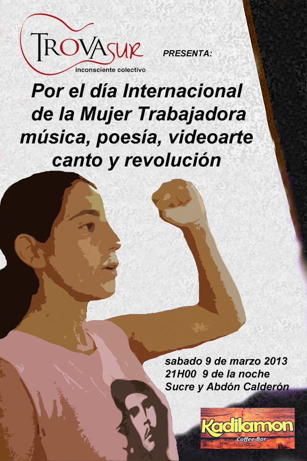 Otavalo Dia de La Mujer