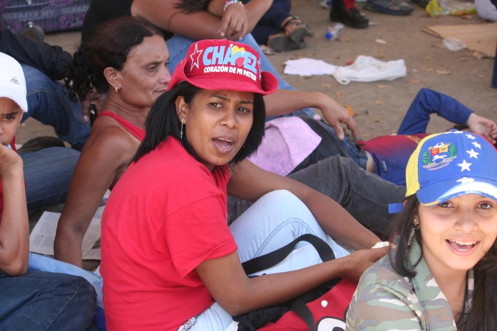 Venezuela adios al comandante 194