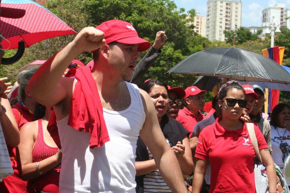 Venezuela adios al comandante 209
