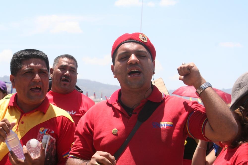 Venezuela adios al comandante 216