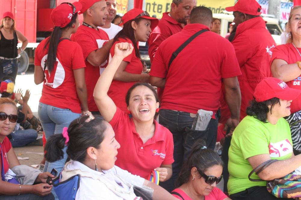 Venezuela adios al comandante 218