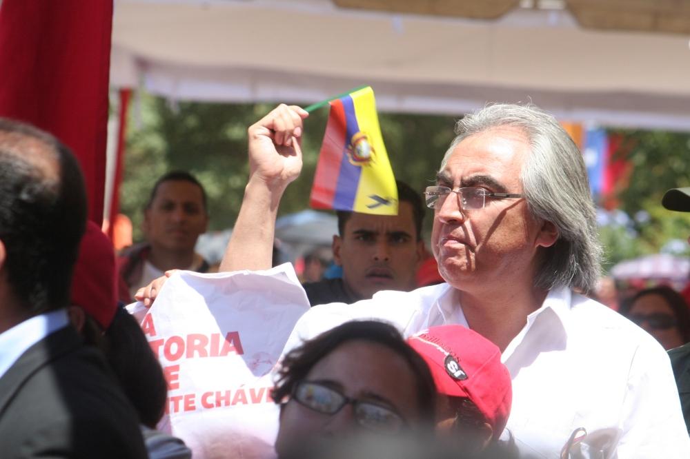 Venezuela adios al comandante 225