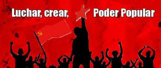 luchar-crear-poder-popular