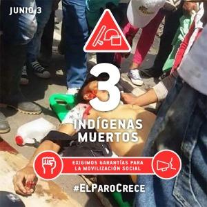 #ParoAgrio1